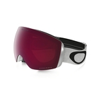 Image of Oakley Flight Deck XM Ski Goggles - Matte White Frame/Prizm Rose Lens