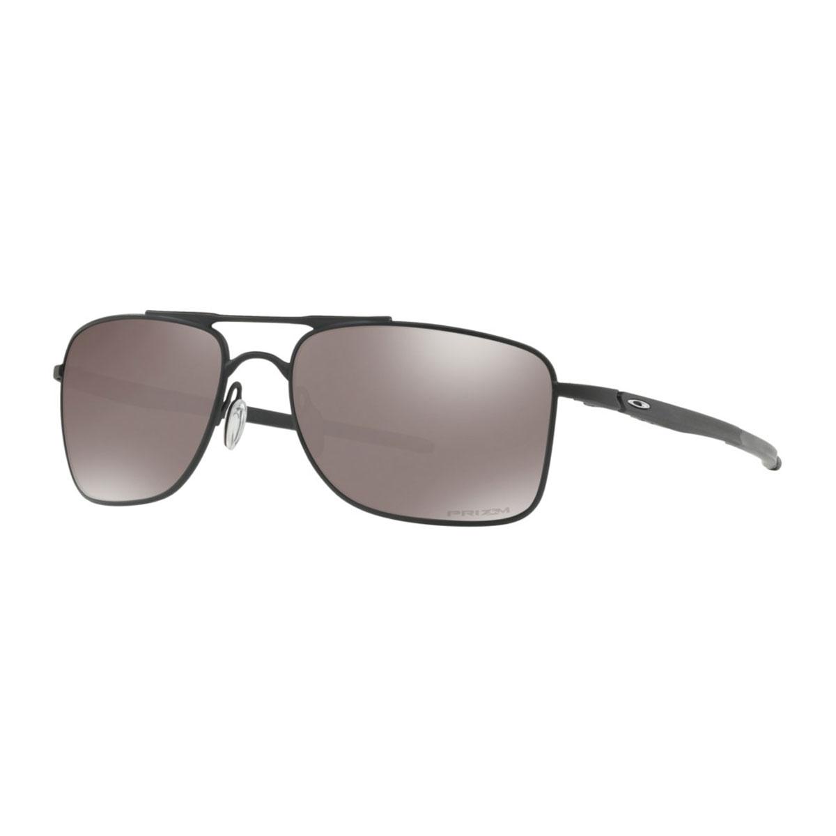 443f54443e2 Image of Oakley Gauge 8 M Prizm Polarised Sunglasses - Matte Black Prizm  Black Polarised