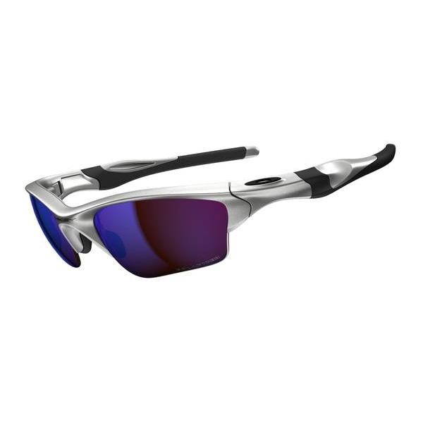 409cb623a8 Image of Oakley Half Jacket 2.0 XL Men s Polarised Sunglasses - Silver    G30 Iridium Polarised