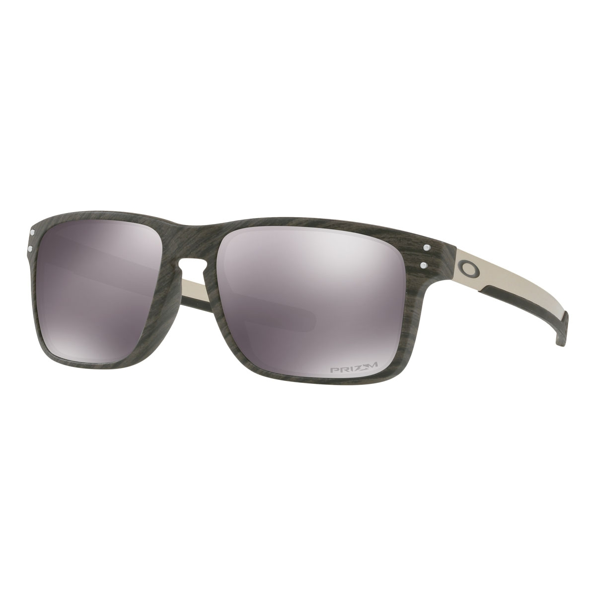 759dada1702 ... polarized cb4b6 2993b  official store image of oakley holbrook mix prizm  sunglasses woodgrain frame prizm black lens ca614 803b0