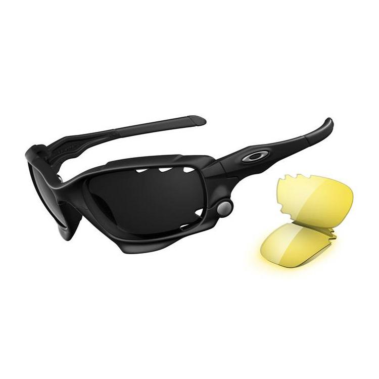 4ff704ec85 Image of Oakley Jawbone Sunglasses - Matte Black (Frame)   Black Iridium  Vented