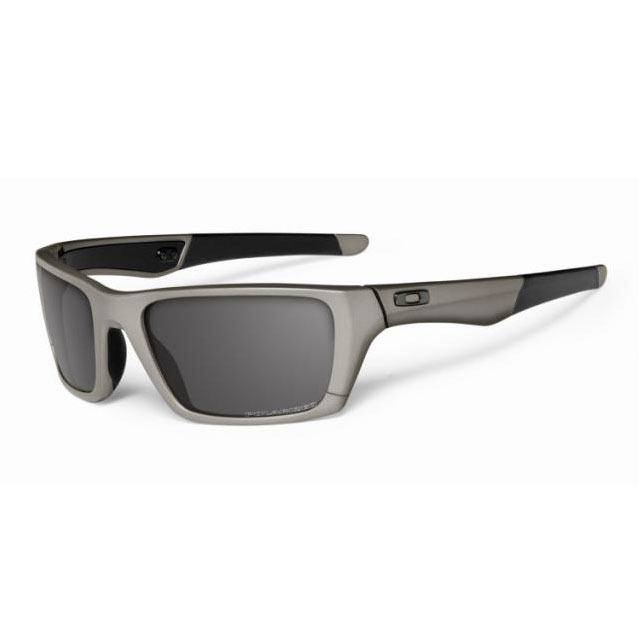 c9e7fa3a1d Image of Oakley Jury Polarized Sunglasses - Distressed Silver   Black  Iridium Polarized