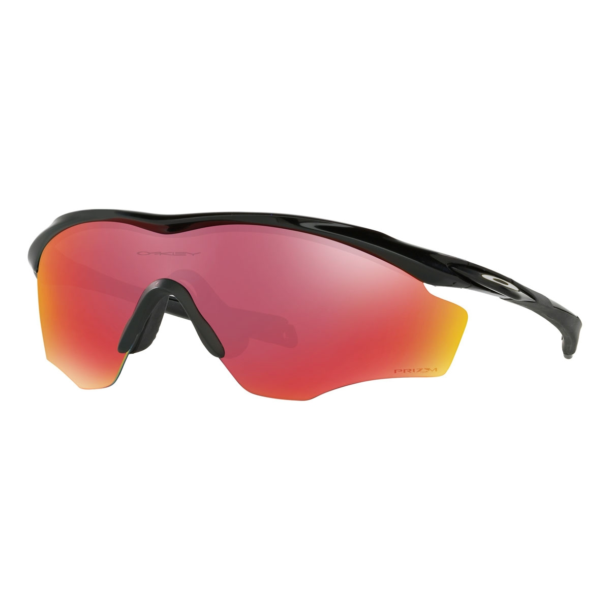 b270baa791 ... clearance image of oakley m2 frame xl prizm cricket sunglasses polished  black frame prizm cricket d1d2b