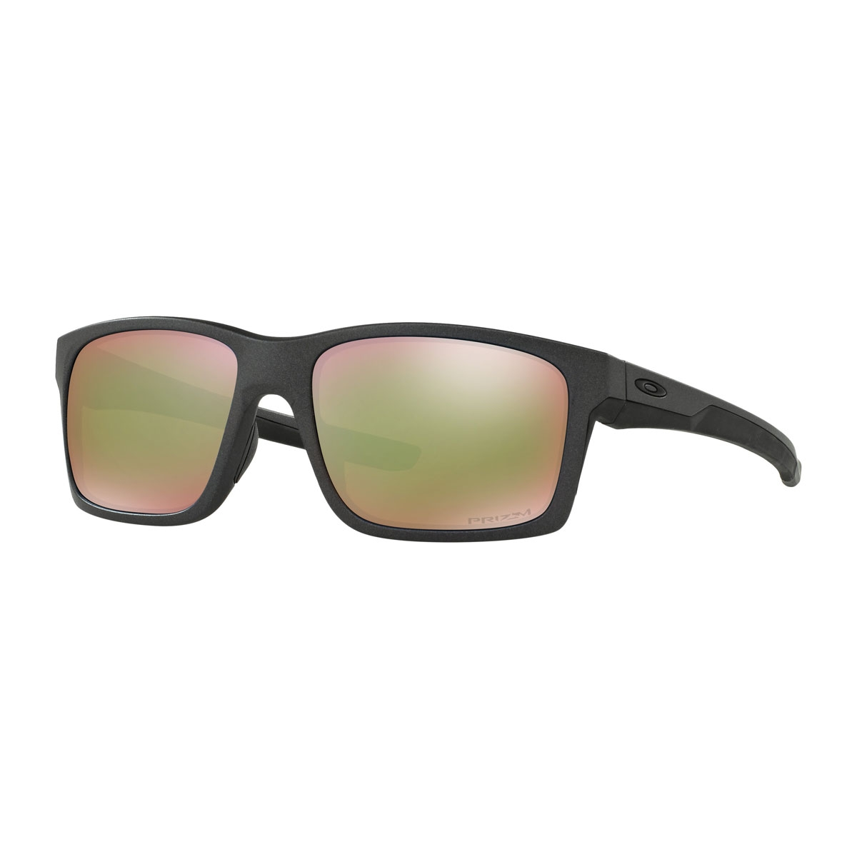 912fcf9dc2 Image of Oakley Mainlink Prizm Shallow Water Polarized Sunglasses - Steel  Frame Prizm Shallow Water