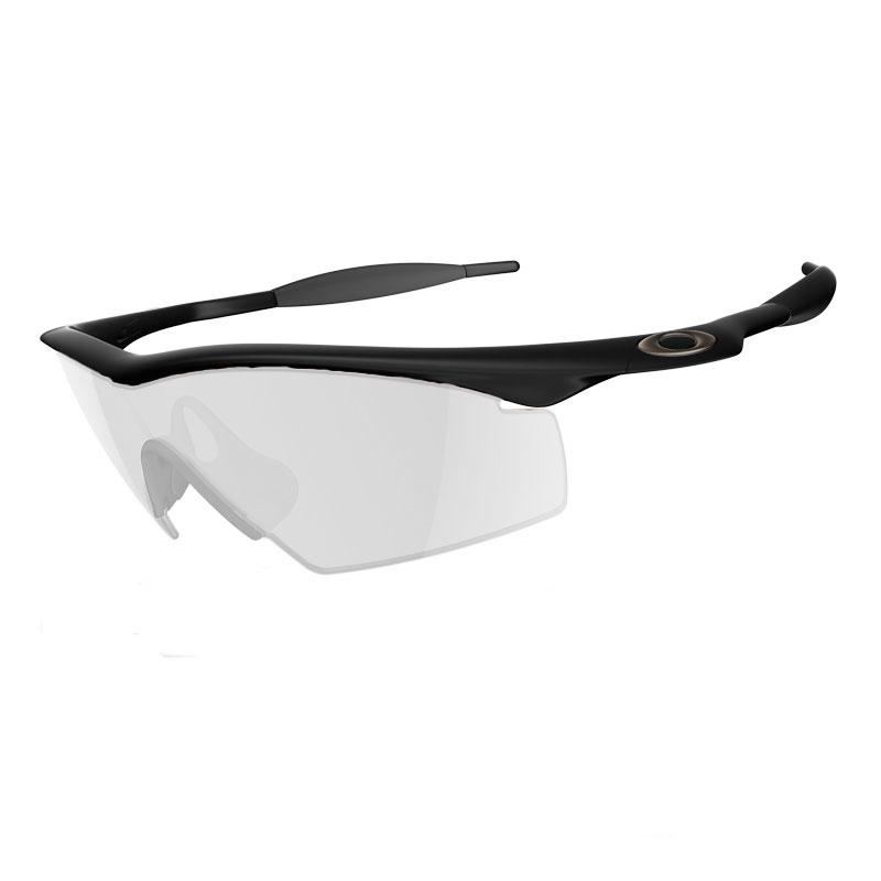 d4faba15dd Image of Oakley M-Frame - Frame Only - Jet Black Silver Icon