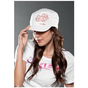 Image of Oakley Rose Cap - White