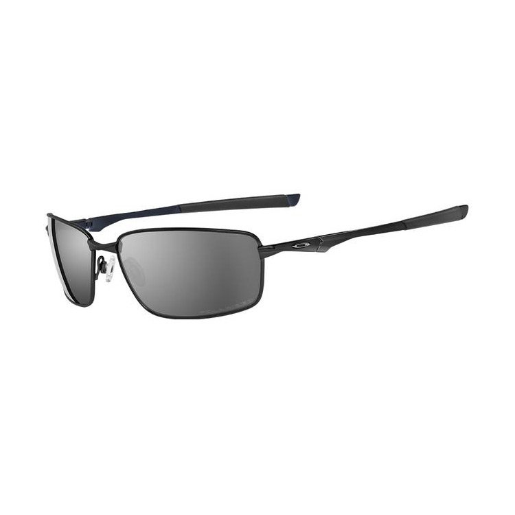 ff0eb52759d Image of Oakley Polarized Splinter Sunglasses - Matte Black (Frame)    Polarized Black Iridium