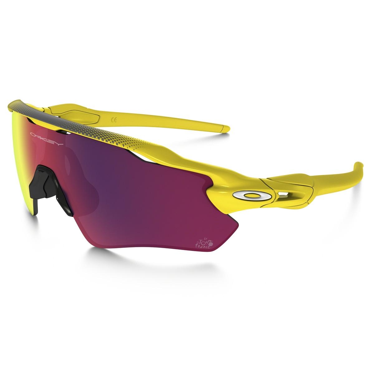 44ed213d84 Image of Oakley Radar EV Path Prizm Road Tour De France Sunglasses - Team  Yellow Frame