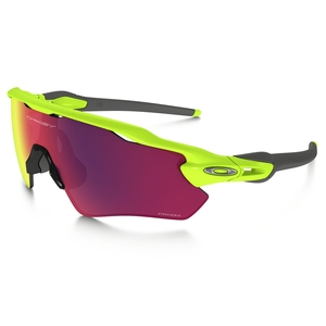 Image of Oakley Radar EV Path Retina Burn Prizm Road Sunglasses - Retina Burn/Prizm Road