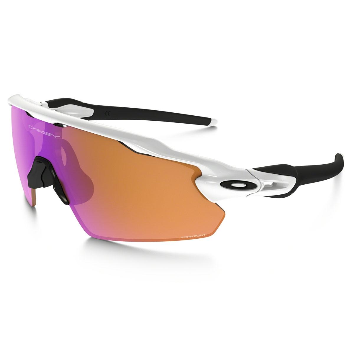 1a7698a877a Image of Oakley Radar EV Pitch Prizm Trail Sunglasses - Polished White Prizm  Trail