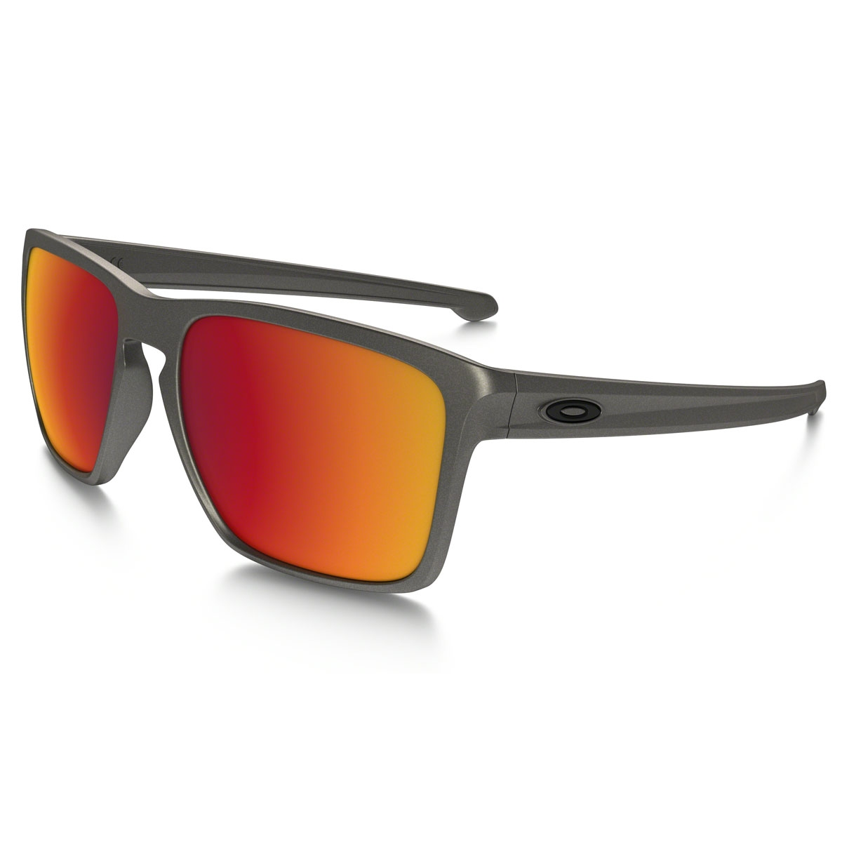 6425a377fe1f2 Image of Oakley Sliver XL Sunglasses - Lead Frame   Torch Iridium Lens