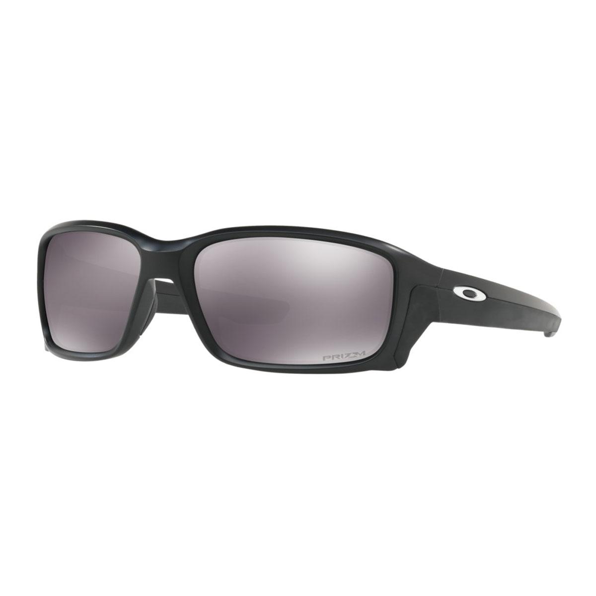 8bb8e04d05 Image of Oakley Straightlink Prizm Sunglasses - Matte Black   Prizm Black