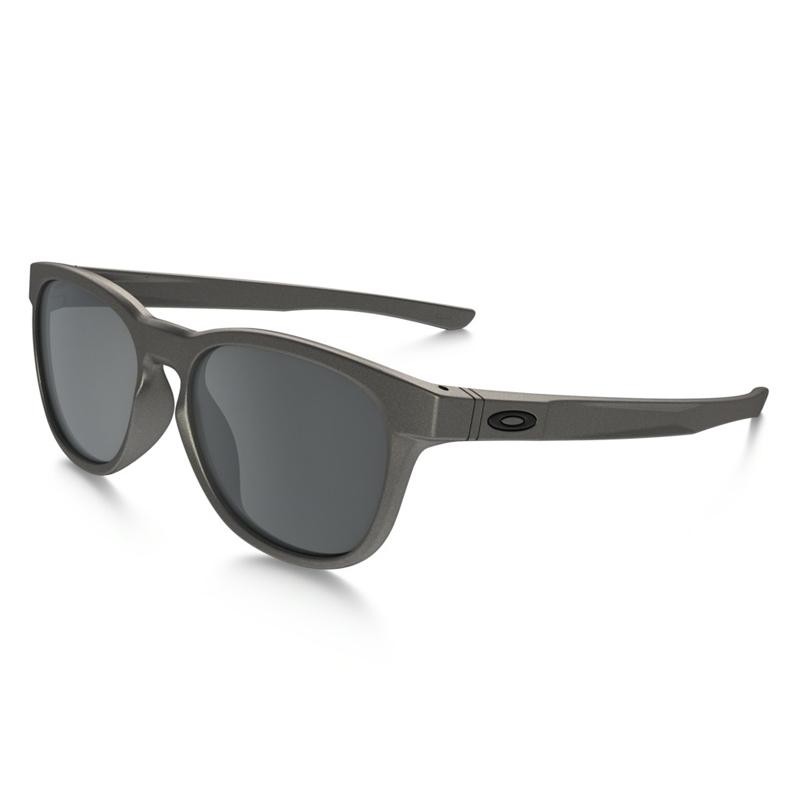 9500689e5d Image of Oakley Stringer Sunglasses - Lead Frames Black Iridium Lenses