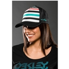Image of Oakley Surf Trucker Cap - Black