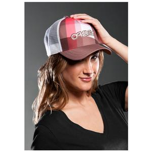 Image of Oakley Surf Trucker Cap - Coral Pink