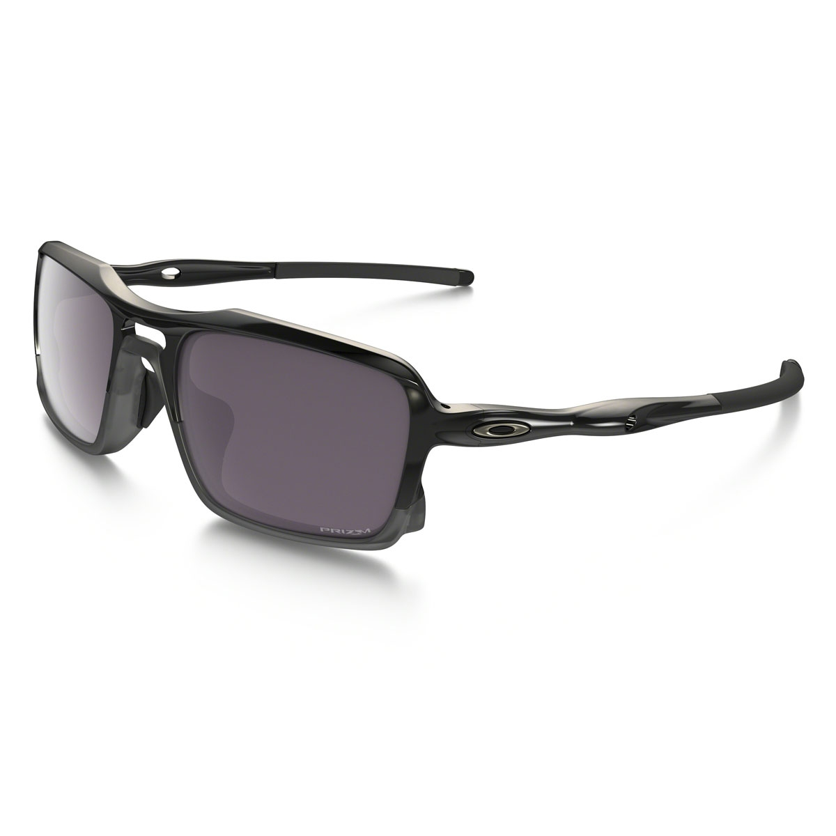 281c17c0bc9 Image of Oakley Triggerman Prizm Daily Polarized Sunglasses - Polised Black  Frame Prizm Daily Polarised