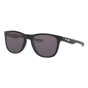 Image of Oakley Trillbe X Prizm Sunglasses - Matte Black Frame/Prizm Grey Lens