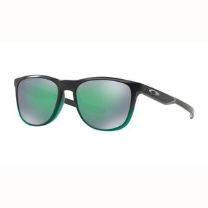 Image of Oakley Trillbe X Prizm Sunglasses - Jade Fade Frame/Prizm Jade Lens