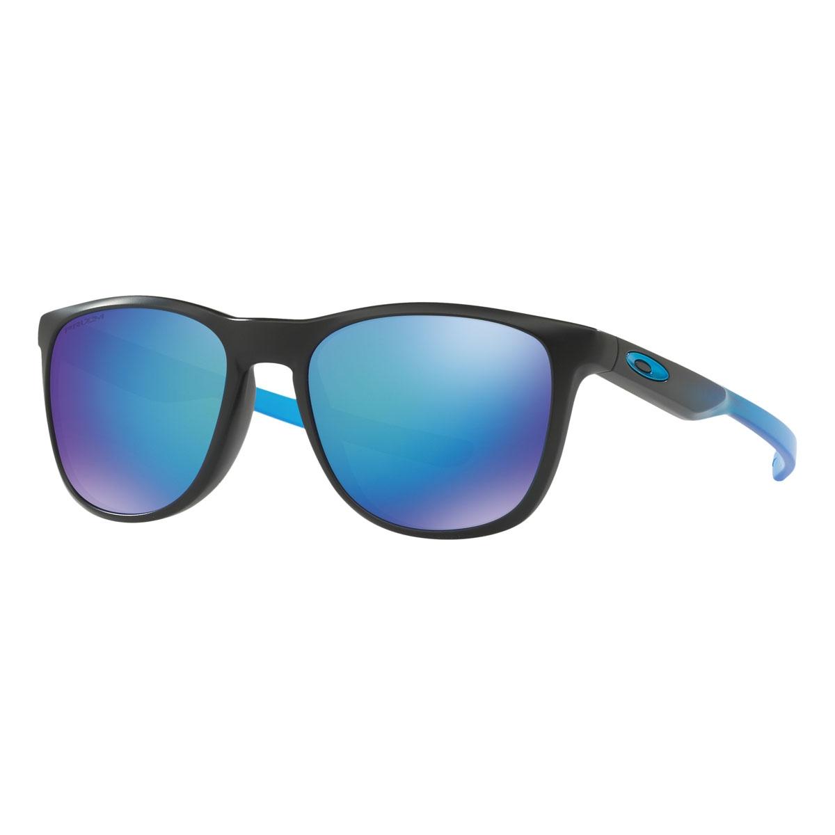 3321e20a3c Image of Oakley Trillbe X Prizm Polarised Sunglasses - Sapphire Fade Frame Prizm  Sapphire Polarized ...