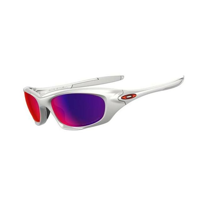 8796f2466e8 Image of Oakley Twenty Men s Polarized Sunglasses - Polished Rootbeer   00  Red Iridium Polarized