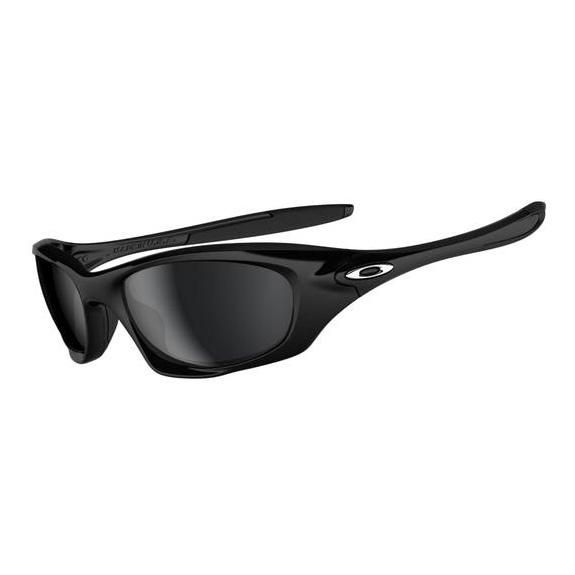 94653345f44 Image of Oakley Twenty Men s Sunglasses - Polished Black   Black Iridium