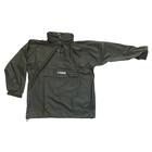 Image of Ocean Rainwear Comfort Stretch Smock - Olive