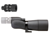 Opticron IS 60 R ED Rubber Body Spotting Scope With HR2 16-48x Eyepiece And Waterproof Case