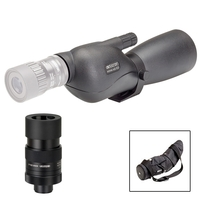 Opticron MM4 60 GA ED Straight Spotting Scope Kit With SDL V2 15-45x Eyepiece & Opticron Stay On Case