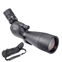 Opticron MM4 77 GA ED Angled Spotting Scope With 18-54x SDL V2 Eyepiece And Stay On Case