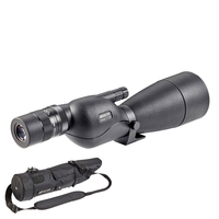 Opticron MM4 77 GA ED Straight Spotting Scope With 18-54x SDL V2 Eyepiece And Stay On Case
