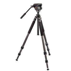 Image of Opticron XFS-C Birdwatcher's Tripod with 701HDV Head