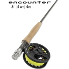 Orvis 4 Piece Encounter Fly Rod Outfit - 8ft