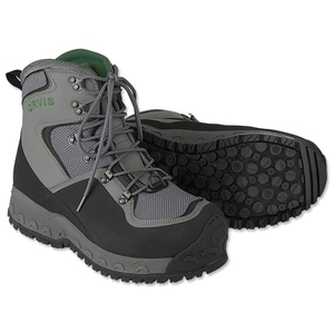 Image of Orvis Access Wading Boots - Black / Grey