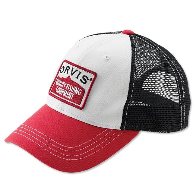 bc0ea160d79 Image of Orvis Americana Baseball Cap - Red   White