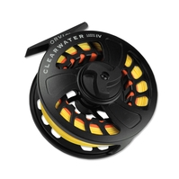 Orvis Clearwater Die Cast II Large Arbor Reel