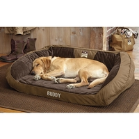 Orvis Deep Dish Dog Field Collection Bed