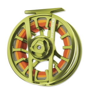 Image of Orvis Hydros SL III Large Arbor Fly Reel - Citron