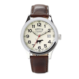 Image of Orvis Man's Best Friend Watch - Cream