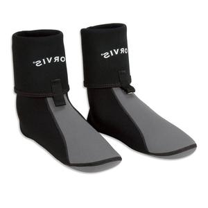 Image of Orvis Neoprene Guard Sock - Black/Grey