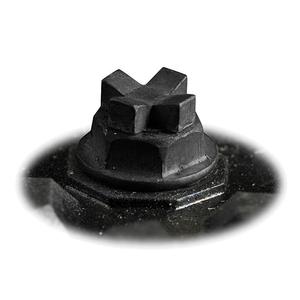 Image of Orvis Posigrip Screw-In Studs - Black