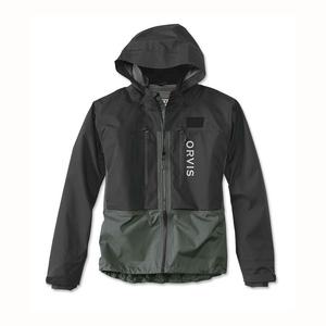 Image of Orvis Pro Wading Jacket - Black/Ash
