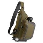 Image of Orvis Safe Passage Guide Sling Pack - Olive / Grey
