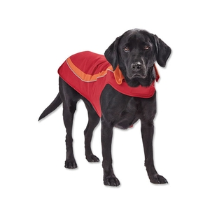 Image of Orvis Trout Bum Dog Jacket - Cardinal