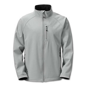 Image of Orvis Trout Bum Soft Shell Jacket (Men's) - Silver