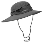 Image of Orvis Waterproof Wide Brimmed Hat - Forest Green