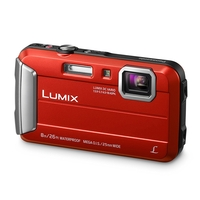 Panasonic Lumix DMC-FT30 Waterproof Camera