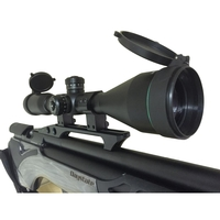 PAO 10x56 IR HFT/FT Rifle Scope