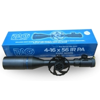 PAO Emerald 4-16x56 IR SWAT Rifle Scope