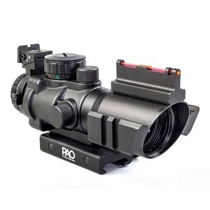 Image of PAO 4x32 Tri-Lume Prismatic Ultra Compact ACOG Scope