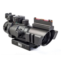 PAO 4x32 Tri-Lume Prismatic Ultra Compact ACOG Scope